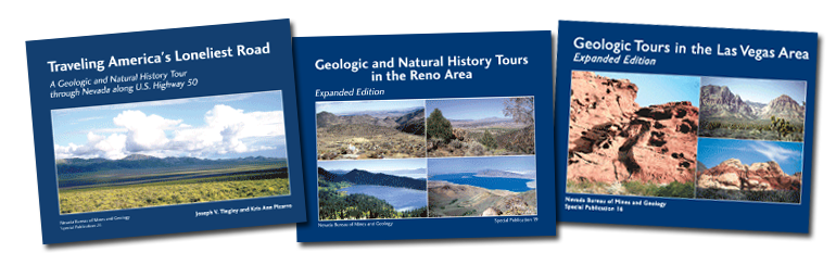 Geologic Tourbooks