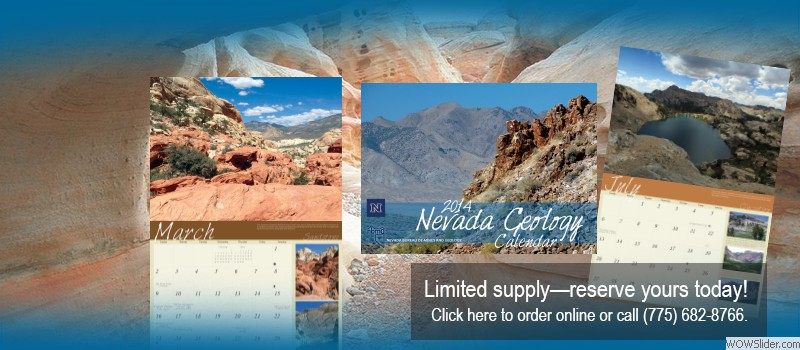Geology Calendars Now Available!